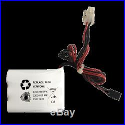 22024-01 New Payment Terminal Battery Packs NiCd (Lot of 50)