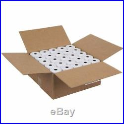 2-1/4 x 50' Thermal Receipt Paper POS Roll Verifone Vx520 Vx680 Ingenico ICT220