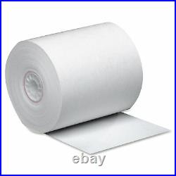 2 3/4 in. X 190 ft. 1-Ply Bond (50 Rolls), Works for TEC FDS50, Verifone Gems
