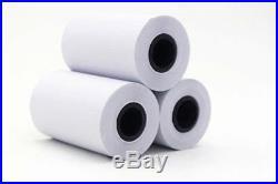 400 Rolls 2-1/4 x 85' Thermal Paper Cash Register Tape First Data FD50 Verifone