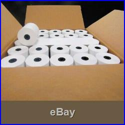 5x 2 1/4 x 70' BPA Free Verifone Vx520 thermal paper receipt rolls 50 rolls