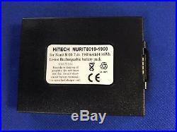 6 Batteries(Japan Li2A)For VERIFONE/LIPMAN Nurit 8010 Card Readers #80BT-LG-M05