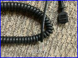 9 NEW Verifone VX805/820 Pin pad Cords EXTRA LONG Heavy Cable RS232 RJ45