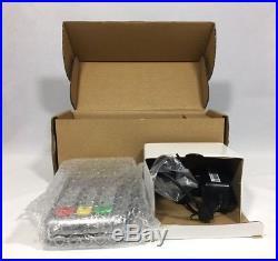 BRAND NEW VeriFone VX805 M280-703-A3-WWA-3 PinPad 160 MB SC 2SAM STD KeyPad
