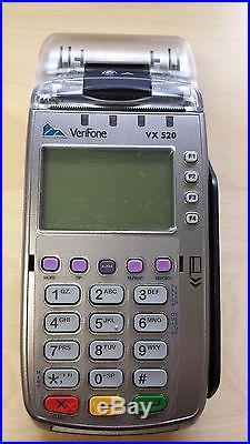BRAND NEW Vx520 EMV/NFC (contactless) P/N M252-653-03-NAA-3 UNLOCKED
