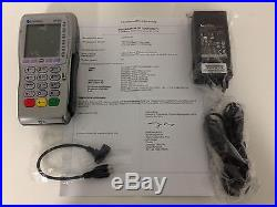 Brand NewVerifone VX670 full featured set, wireless, GPRS credit card terminial