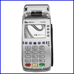 Brand New VeriFone Vx520 EMV Contactless Just $160 + free shipping + UNLOCKED