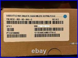 Brand New VeriFone Vx520 EMV IP / Dial / CTLS UNLOCKED
