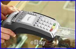 Brand New VeriFone Vx520 EMV NFC Credit Card Machine #M252-653-A3-NAA-3