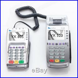 Brand New VeriFone Vx520 and Vx805 + free shipping + UNLOCKED