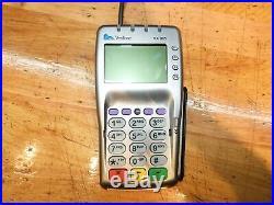Brand New Verifone Credit Card Processing Machine Visa Chip Reader Vx520 Vx805