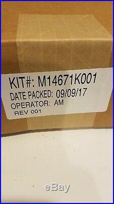 Gilbarco M14671K001 Distribution Box to Verifone Commander POS Adapter Kit