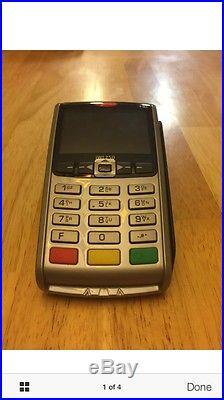 Ingenico IWL250 Wireless Credit Card Terminal EMV Slot Verifone Wifi Bluetooth A