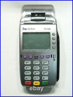Lot (80) VERIFONE VX520 VX NIB M252-153-03-NAA-2 Swipe POS Terminal READ DESC