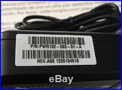 Lot Of(10)NEW! Verifone 12V Power Supply AU1121206U P/N PWR132-003-01-A