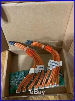 Lot Of 69 Verifone 29721-01 Gilbarco Smart Fuel Controller Current Loop Board
