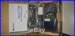 Lot of 100 VERIFONE OMNI 3750 Credit Card Terminal withChip Reader NEW