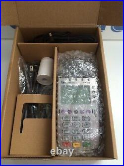 NEW VeriFone Vx520 Dual Com CTLS 192MB EMV UNLOCKED M252-653-AD-NAA-3