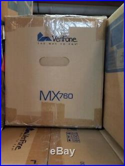 NEW Verifone Cardreader Mx760 Payment Terminal