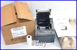 NEW Verifone P040-02-020 RP300/RP310 Thermal Receipt Printer, for Ruby/ Topaz XL