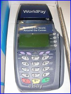 NEW WorldPay VeriFone VX510 Credit Card Machine, Omni 5100, $399.99
