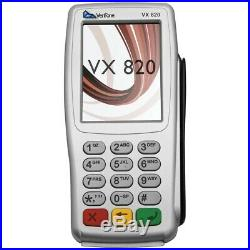 NOB VeriFone VX 820 Payment Terminal 3.5 Color ARM ARM11 400 MHz 32 MB R