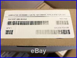 New, 1pc Of M087-Q52-30-NAA Verifone E355 3Unit Gang Charger