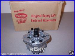New Gilbarco Marconi Verifone Ap00983 Hyd Gear Pump 6.56gpm Rotary