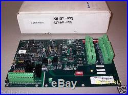 New Gilbarco Marconi Verifone Re125-098 Re260-199 Circuit Board
