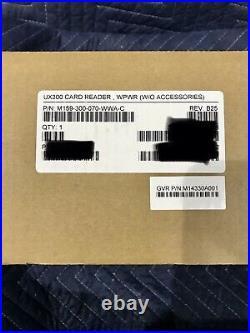 New Gilbarco VeriFone E700 M14330A001 UX300 EMV FlexPay 4 Chip Card Reader