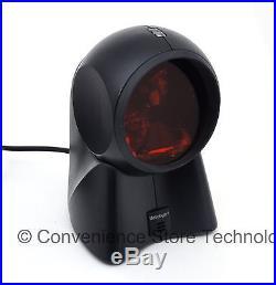 New Honeywell Metrologic MS7120 RS-232 VeriFone Ruby Barcode Scanner