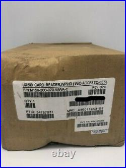 New UX300 Card Reader, WPWR witho Accessories M159-300-070-WWA-C Non-Retail Box