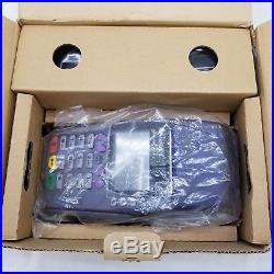 New VeriFone OMNI 3750 Credit Card Machine 22-26VDC 1.5A M097-500-02-US1