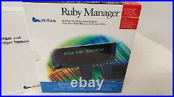 New VeriFone Ruby Manager v. 1.43 1.53 with USB HASP Key brand new