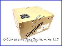New VeriFone Sapphire II (2) Terminal P039-100-02 for CPU4 CPU5 Topaz XL