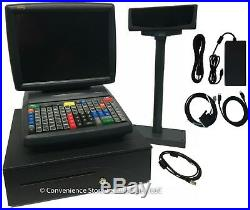 New VeriFone Topaz XL Touch Screen System P050-02-410 for Commander