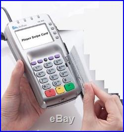 New VeriFone Vx805 PIN Pad with EMV Chip Reader + Carton 500 Encryption