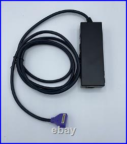 New Verifone Purple Multi-Port Ethernet Switch 2M Cable for MX8 MX9 24173-02-R