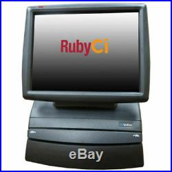 New Verifone Ruby CI / Ruby 2 Commander (with Forecourt, MX 915 pin pad encrypt)