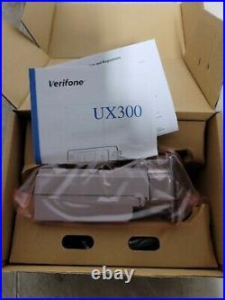 New Verifone UX300 M159-300-010-WWA-B Card Reader Open Box