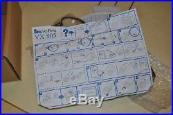 New Verifone VX520 EMV Credit Card Terminal Chip Reader & VX805 PIN pad Bundle