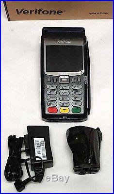 New Verifone VX 675 3G 192MB EMV NFC Wireless 40mm Card Reader Smart/Chip