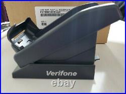 New Verifone Vx680 Ethernet Bluetooth Full feature Charging base M268-U32-00-WWA