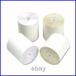PM Company Two Ply Self Contained Rolls for Verifone Tranas 420/460-50 Rolls/