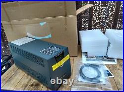 POWERVAR AMETEK ABCEG251-11 Uninterruptible Power Supply UPS Battery Backup