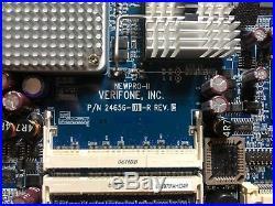 Refurbished Verifone Sapphire New-Pro-II board part #24656-01-R