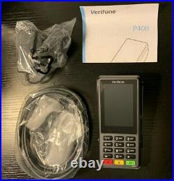 VERIFONE P400 Plus Credit Card Machine M435-003-04-NAA-5Rev A08