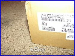 VERIFONE UX300 UX300-WPWR M159-300-070-WWA-C Credit Card Reader withBox