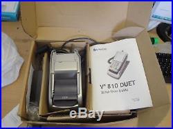 VERIFONE VX810 PINPAD M281-503-02-R VX810 BASE P821-950-10- (Tested) ZAY05