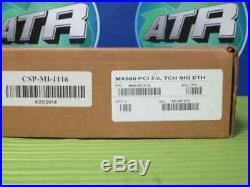 VERIFONE Verifone M094-407-01-R Mx 860 Tch, Eth, Sig Pci Ped 2. X